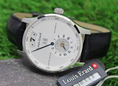 Louis Erard - 1931 Swiss Made Automatic - Dual Time - Limited Edition - Men's Watch - New