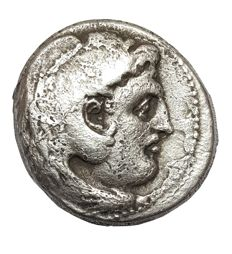 Greek Antiquity - Seleukos I Nikator. 312-281 BC,AR Tetradrachm, In The Name of Alexander III