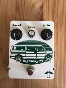 Heavy Electronics - Highway 77 - type 1