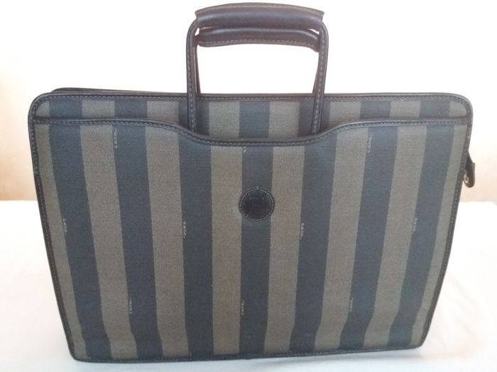 b2b5f6990c0b Fendi - Vintage briefcase -  No Minimum Price  - Catawiki