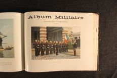 Photography; Album militaire - 1895
