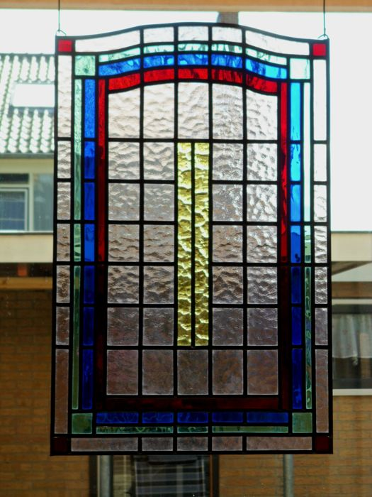 Restored Stained Glass Window - ca. 1925/1930