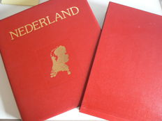 The Netherlands 1979/1998 – Collection in Importa album with case and collection FDCs