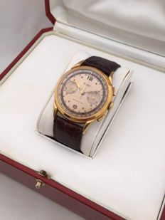 Montdor chronograph - men's - 1950-1959