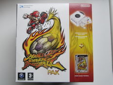 Nintendo - GameCube - Mario Smash Football White Pack - SEALED -  PAL