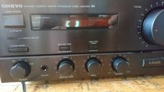 Vintage Onkyo A-RV400 amplifier R1 2x 100 watt