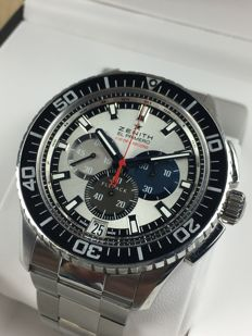 Zenith El Primero Stratos Flyback Striking 10th Anniversary 03.2062.4057 – Wristwatch