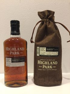 Highland Park Grundtvig (single cask 2003)