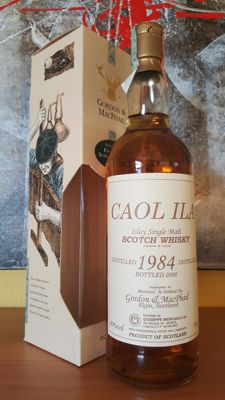 Caol Ila 1984 bottled 2000 G&M