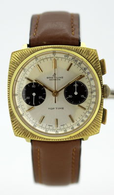 BREITLING – Geneve Top Time Chronograph – Men's Watch – 1960
