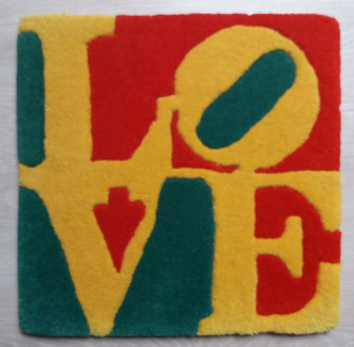 Robert Indiana - SUMMER LOVE