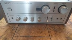 Vintage Sony TA-2650 amplifier from the 1970s