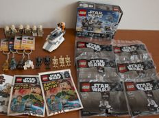 Big Lego Star Wars lot  - 40268 + 75126 and more