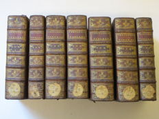 C.G. Daelman - Theologia seu Observationes theologicae in Summam D. Thomae - 9 volumes in 7 bindings - 1759 / 1761