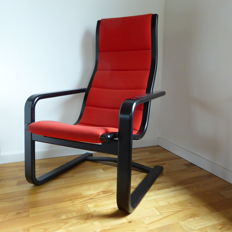 Designer Yngve Ekstrom for Swedese - Lounge chair