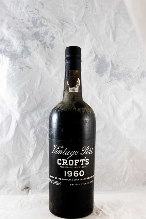 1960 Croft Vintage Port