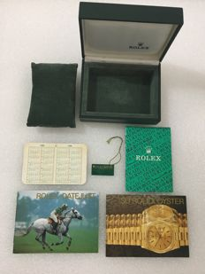 Rolex - DATE JUST original collection--No Reserve Price---Item No: 93
