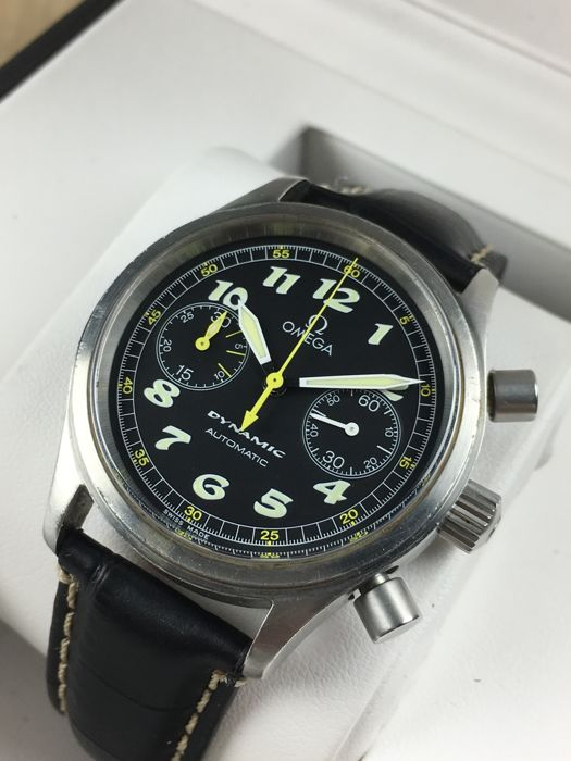 Omega Dynamic Chronograph automatic ref: 52905007 – men's watch