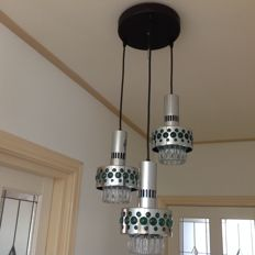 Massive Lighting Belgium - VIntage design lamp with three light sources