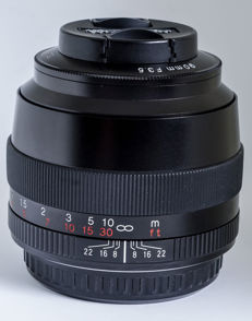 Voigtlander APO-Lanthar 90 mm f/ 3.5 SL II Close Focus Lens for Canon EF(2011)