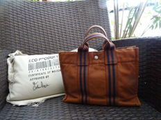 Hermés Fourre Tout PM shopping duffle bag