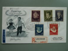 The Netherlands - Postal items and miscellaneous starting from around 1855