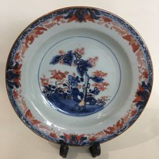 Imari deep dish - China - 18th century