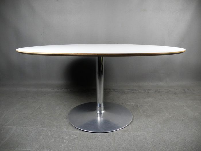 Artifort circle eettafel cilo interieur