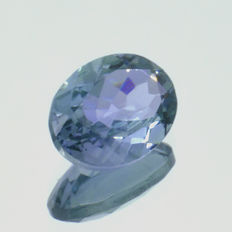 Tanzanite - 1.33 ct  - No Reserve Price