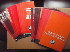 26 Brochures BMW 3-series