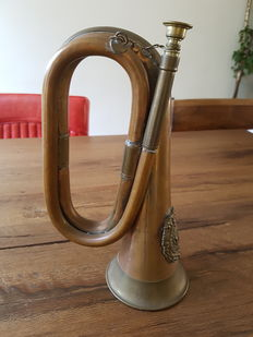 Argyll and Sutherland trumpet