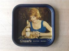Grant's Scotch Whisky - Stand Fast - ca. 1950s/60s