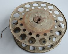 Germany, explosion wire spool 1933