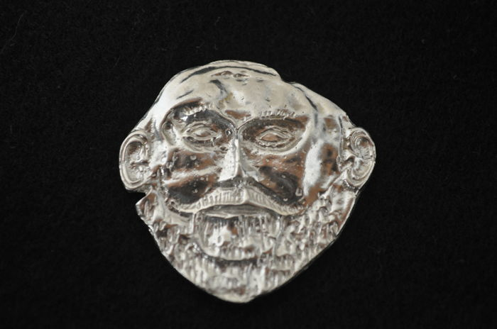 Silver Mask of Agamennone