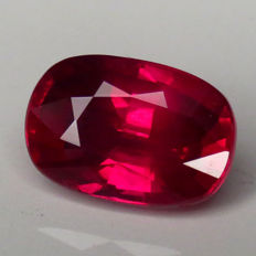 Ruby - 3.04 ct