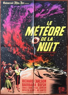 Xarrié - Le météore de la nuit / It came from outer Space (Jack Arnold, Science-Fiction) - 1953