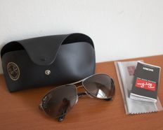Ray-Ban - Sunglasses - Antraciet - Unisex