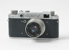 Russian Leica copy - FED 2 (PE0395) from 1957