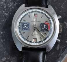 Michel Herbelin Chronograph - men's wristwatch - around 1980