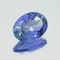 Tanzanite -- 1.11 ct -- No reserve price