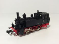 Fleischmann N - 7099 - Steam locomotive Series BR98 of the DB (1919)