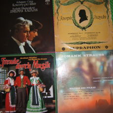 100 Classic Rare Albums//German And Ausztrian Masters BIG COLLECTION