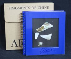 Arman - Fragments de Chine - 1990