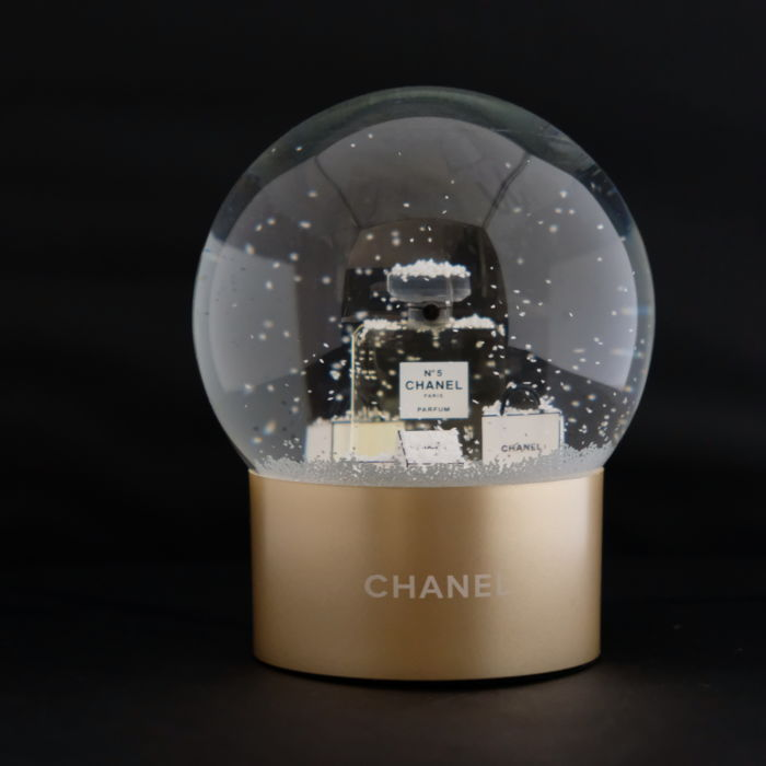 Chanel Nº5 - Glass