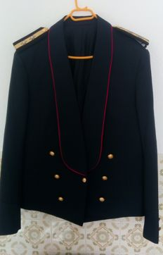 Official uniform for greek officers
