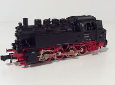 Fleischmann N - Tender locomotive Series BR81 of the DRG (1921)