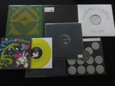 "Peaking Lights (2x) / Tokimonsta  / A Guy Called Gerald / Four Tet / Jon Hopkins / Jónsi (Sigur Ros) : Great electro/dub/dance/house lot incl. limited editions"": 6x 12inch + 1x 10 inch"
