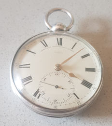 18. Frodsham London – pocket watch with special movement - London circa 1840