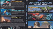 DVD / Video / Blu-ray - Blu-ray - 3D Triple Feature