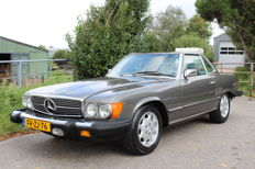 Mercedes-Benz - 380 SL R107 - 1984